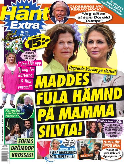 Hänt Extra June 21, 2016 00:00