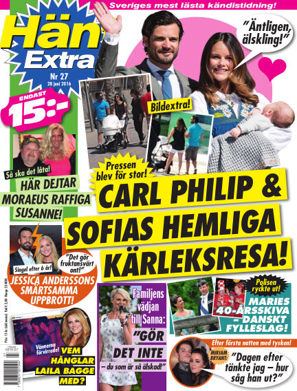 Hänt Extra June 28, 2016 00:00