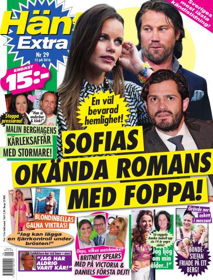 Hänt Extra July 12, 2016 00:00