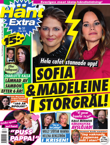 Hänt Extra December 13, 2016 00:00
