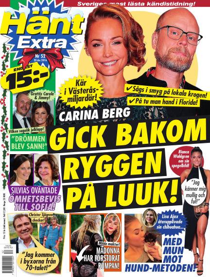 Hänt Extra December 20, 2016 00:00