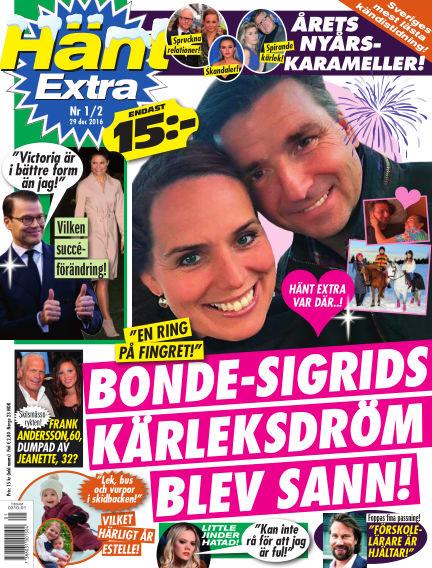 Hänt Extra December 29, 2016 00:00