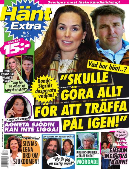 Hänt Extra January 24, 2017 00:00