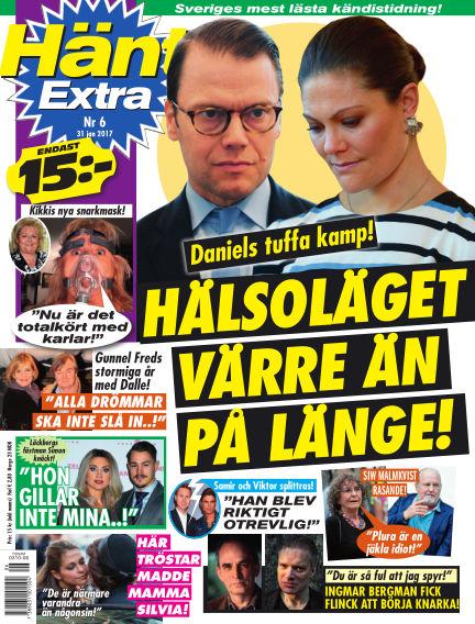 Hänt Extra January 31, 2017 00:00