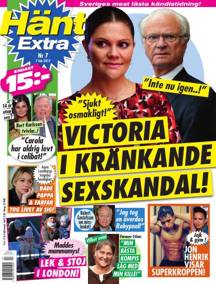 Hänt Extra February 07, 2017 00:00