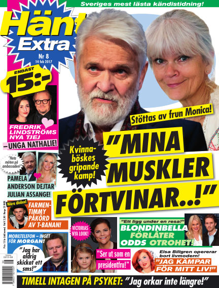 Hänt Extra February 14, 2017 00:00