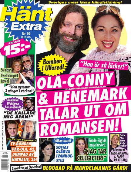 Hänt Extra February 28, 2017 00:00