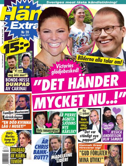 Hänt Extra May 09, 2017 00:00