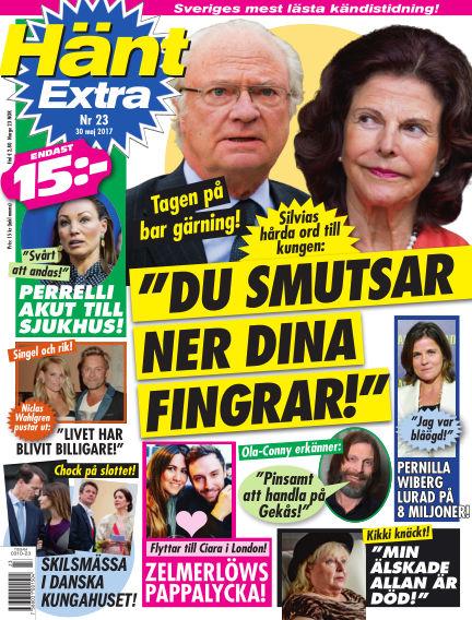 Hänt Extra May 30, 2017 00:00