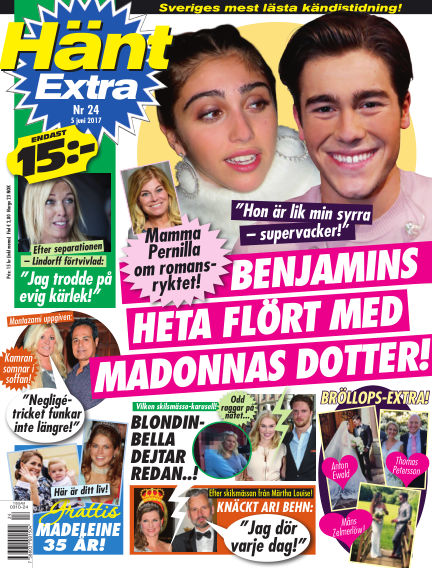 Hänt Extra June 05, 2017 00:00