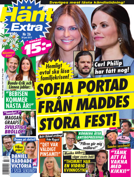 Hänt Extra June 20, 2017 00:00