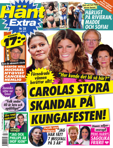 Hänt Extra July 04, 2017 00:00