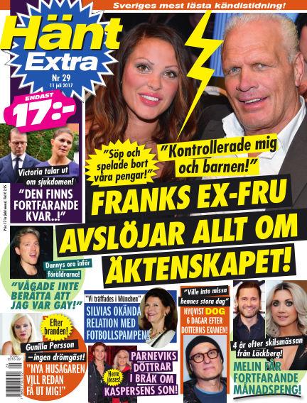 Hänt Extra July 11, 2017 00:00