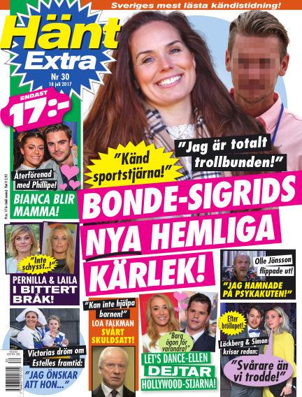 Hänt Extra July 18, 2017 00:00