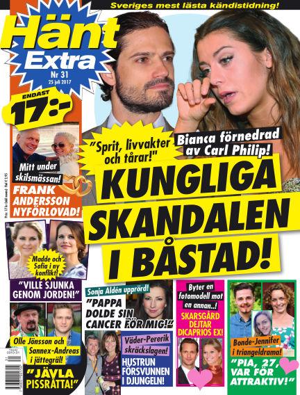 Hänt Extra July 25, 2017 00:00