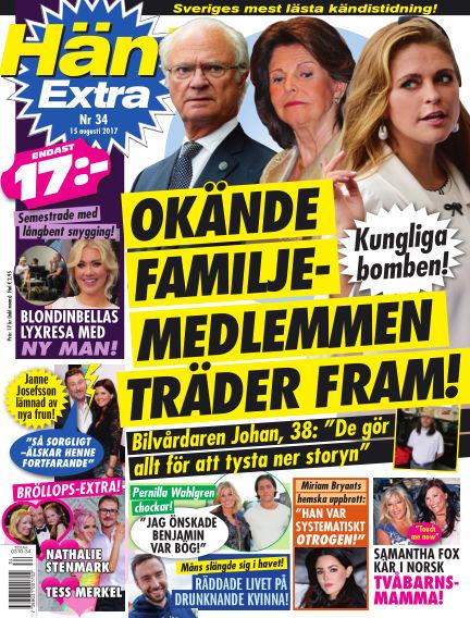 Hänt Extra August 15, 2017 00:00