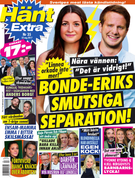 Hänt Extra August 22, 2017 00:00