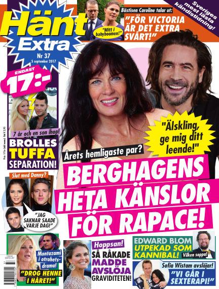 Hänt Extra September 05, 2017 00:00