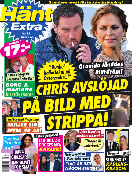 Hänt Extra September 12, 2017 00:00