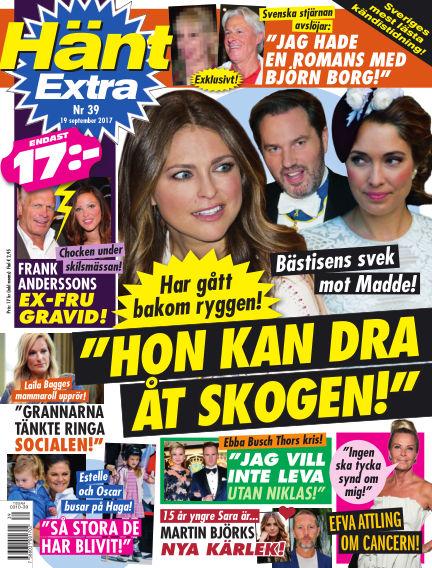 Hänt Extra September 19, 2017 00:00