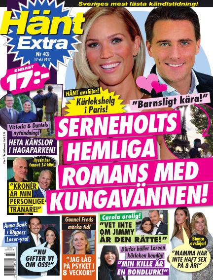 Hänt Extra October 17, 2017 00:00