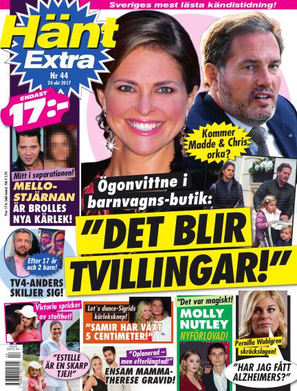 Hänt Extra October 24, 2017 00:00