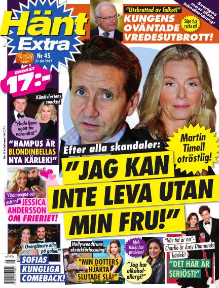 Hänt Extra October 31, 2017 00:00