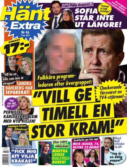 Hänt Extra November 07, 2017 00:00