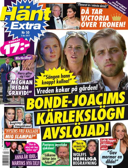Hänt Extra December 05, 2017 00:00