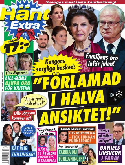 Hänt Extra December 19, 2017 00:00