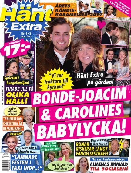 Hänt Extra December 28, 2017 00:00