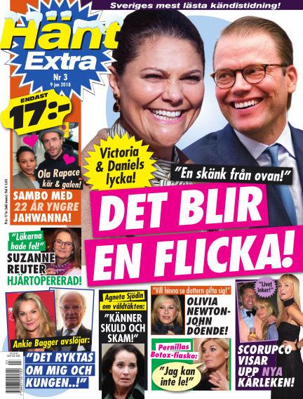 Hänt Extra January 09, 2018 00:00