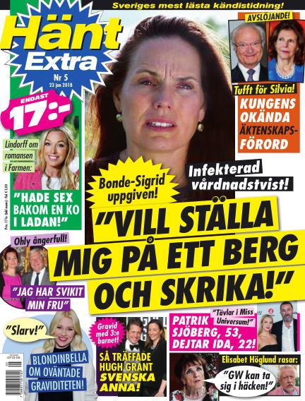 Hänt Extra January 23, 2018 00:00