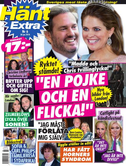 Hänt Extra January 30, 2018 00:00