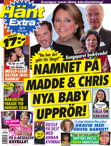 Hänt Extra February 20, 2018 00:00