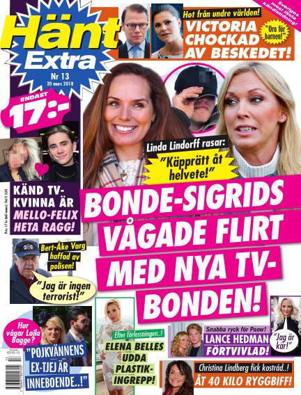 Hänt Extra March 20, 2018 00:00