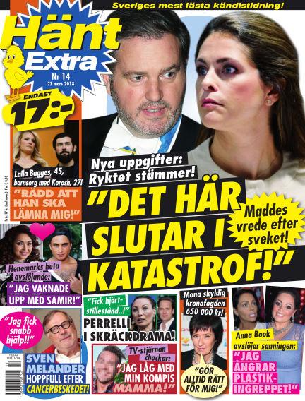 Hänt Extra March 27, 2018 00:00