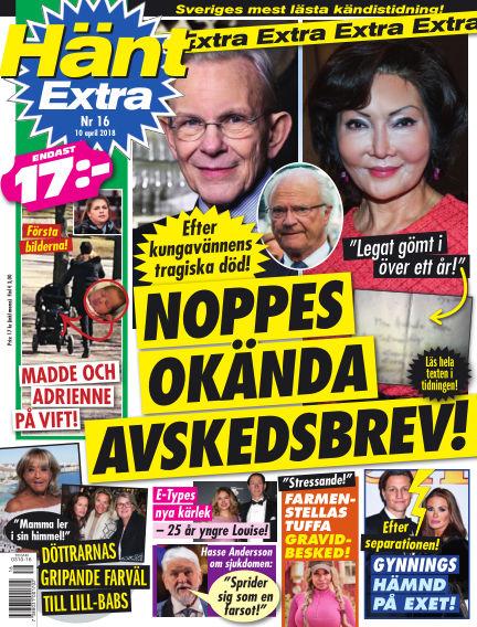 Hänt Extra April 10, 2018 00:00