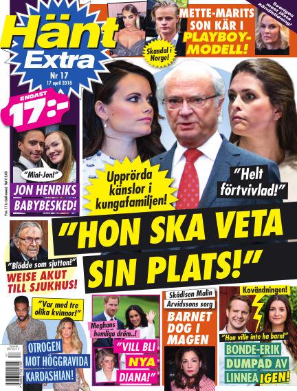 Hänt Extra April 17, 2018 00:00