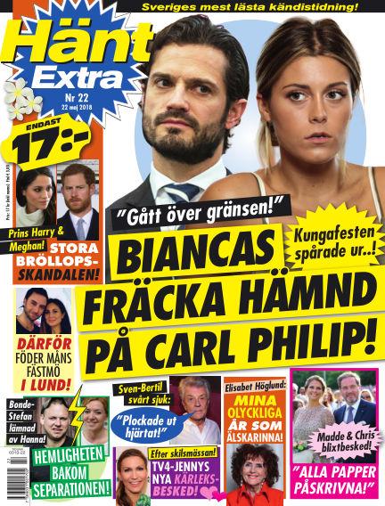 Hänt Extra May 22, 2018 00:00