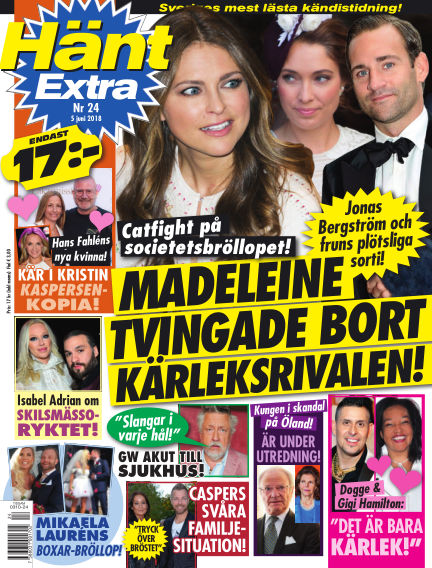 Hänt Extra June 05, 2018 00:00