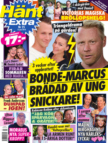 Hänt Extra June 12, 2018 00:00