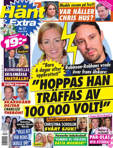 Hänt Extra June 26, 2018 00:00