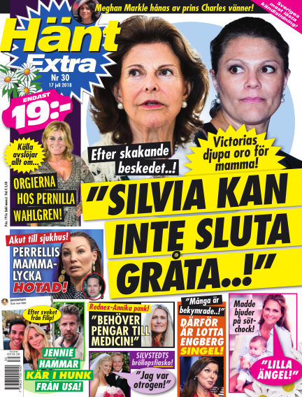 Hänt Extra July 17, 2018 00:00