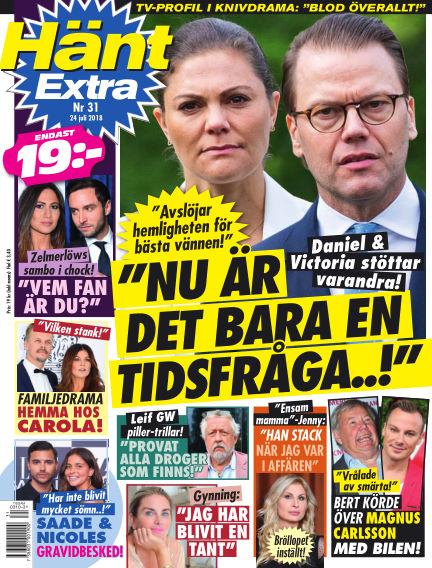 Hänt Extra July 24, 2018 00:00
