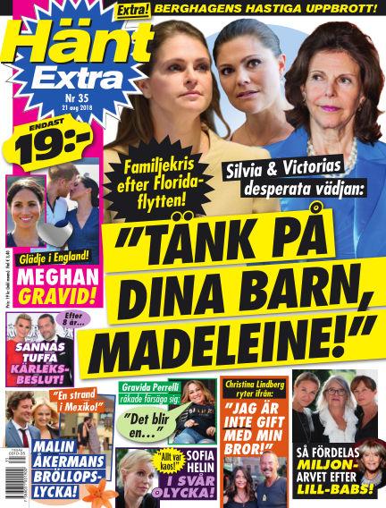 Hänt Extra August 21, 2018 00:00