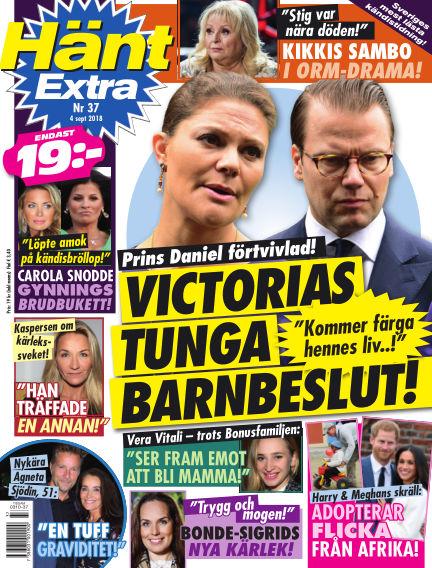 Hänt Extra September 04, 2018 00:00