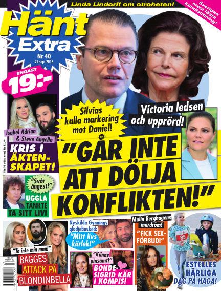 Hänt Extra September 25, 2018 00:00