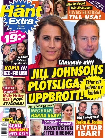 Hänt Extra October 09, 2018 00:00