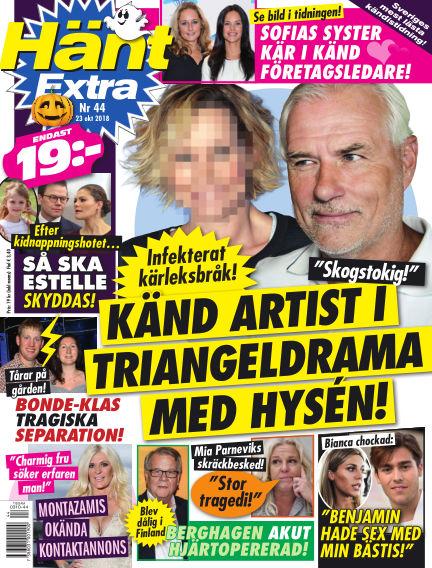 Hänt Extra October 23, 2018 00:00